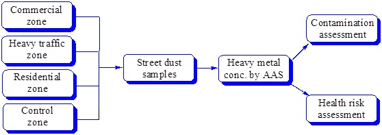 Pollution Characteristics and Human Health Risks to Heavy Metals Exposure in Street Dust of Kathmandu, Nepal