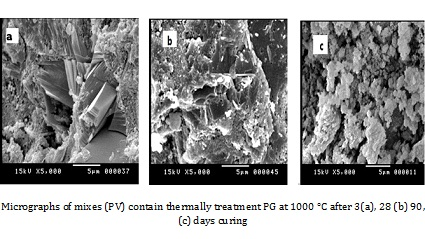 Physico-Chemical Properties of Ordinary Portland Cement Pastes after Partial Substitution of Gypsum with Thermally Treatment Phosphogypsum
